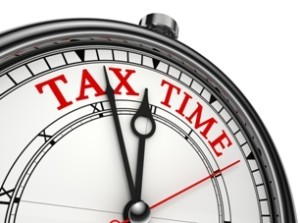 Tax Time - Tax Preparation