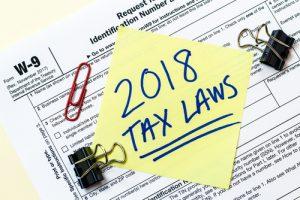 2018 Tax Reform | New Tax Law