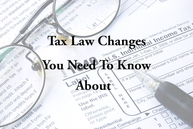 Tax-Law-Changes-You-Need-to-Know-About