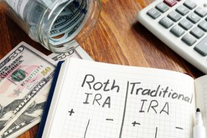Traditional or Roth IRA
