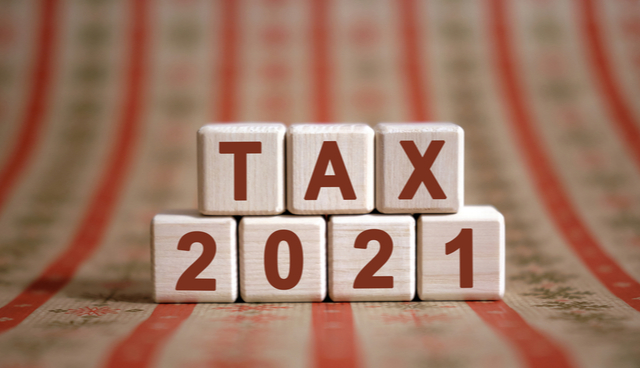 Tax Adjustments for Inflation 2021