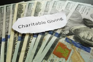 Charitable Giving Deductions changes for 2021