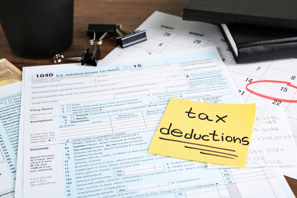 Obscure and Overlooked Tax Deductions