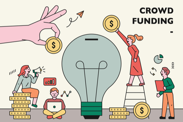 Tax consequences of Crowdfunding
