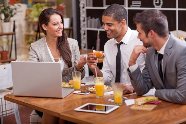 Business Meals Tax Deduction