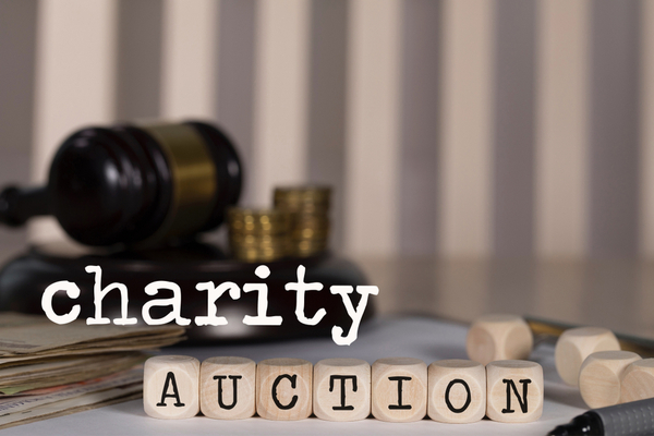 charitable auctions and tax deductions
