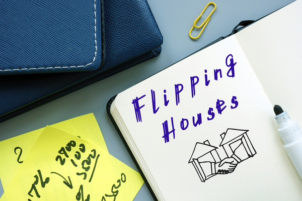 Tax rules for flipping houses