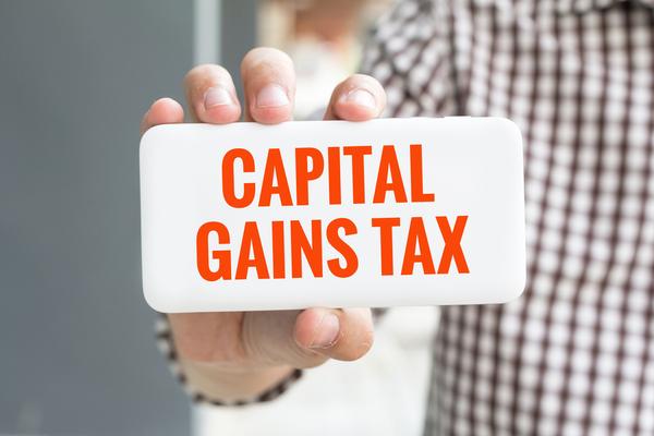Capital Gains Tax Proposal