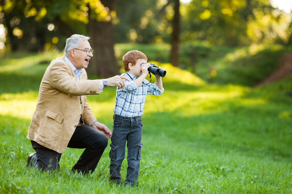 Tax Breaks for Grandparents